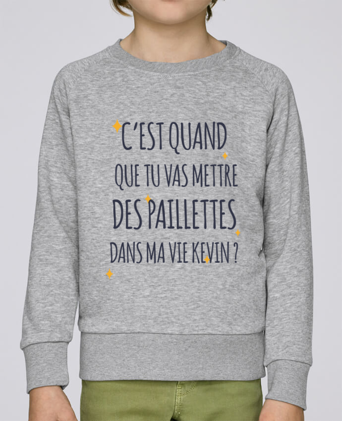 Sweat Col Rond Enfant Stanley Mini Scouts C