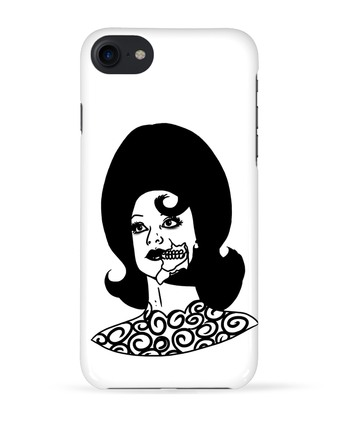 Coque 3D Iphone 7 Miss Alien de tattooanshort