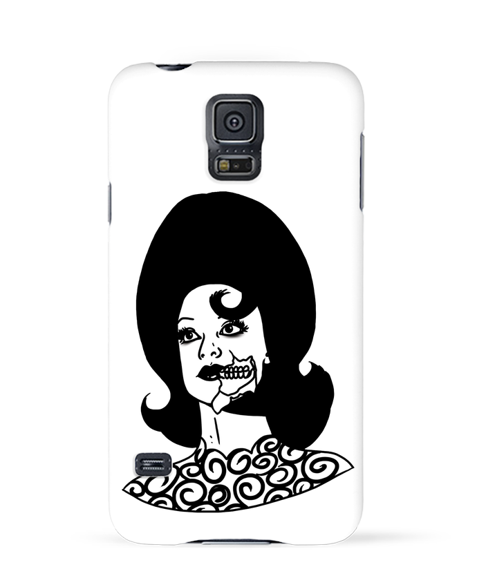 Coque Samsung Galaxy S5 Miss Alien par tattooanshort