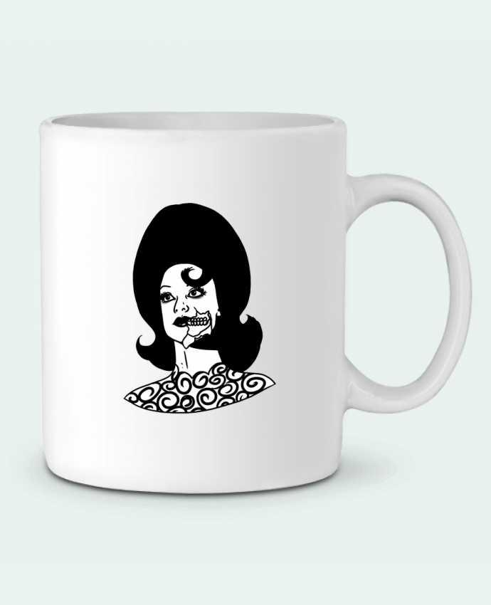Mug  Miss Alien par tattooanshort