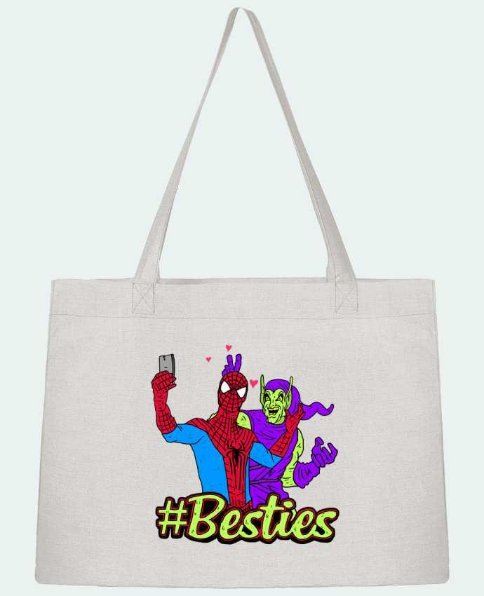 Sac Cabas Shopping Stanley Stella #Besties Spiderman par Nick cocozza