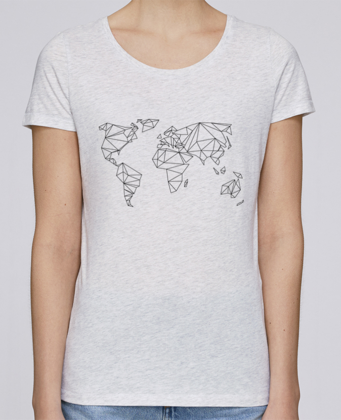 T-shirt Femme Stella Loves Geometrical World par na.hili