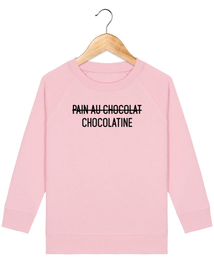 Sweat-shirt enfant Chocolatine Par  tunetoo