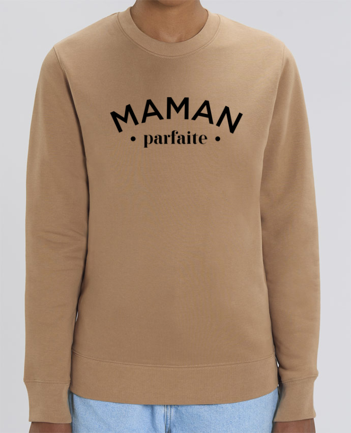 Sweat-shirt Maman parfaite Par tunetoo