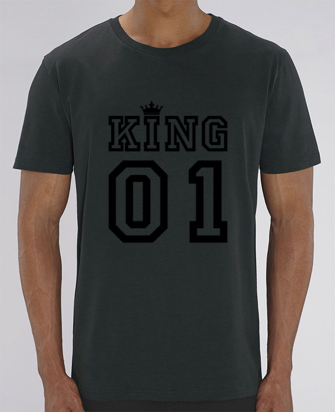 T-Shirt King 01 par tunetoo