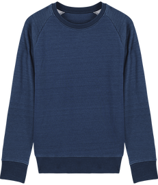 Sweat Homme Col Rond  Stanley STROLLER DENIM