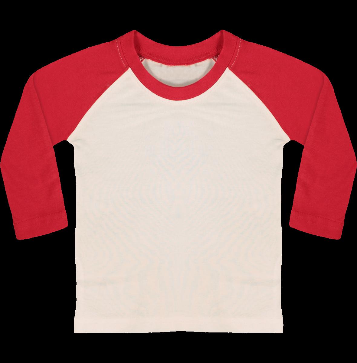 8c6cf811eb841 T-shirt Bébé Baseball Manches Longues