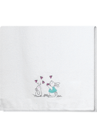 Serviette 50x90 Mr Rabbit