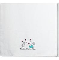 Drap de Douche 70x130 Mr Rabbit