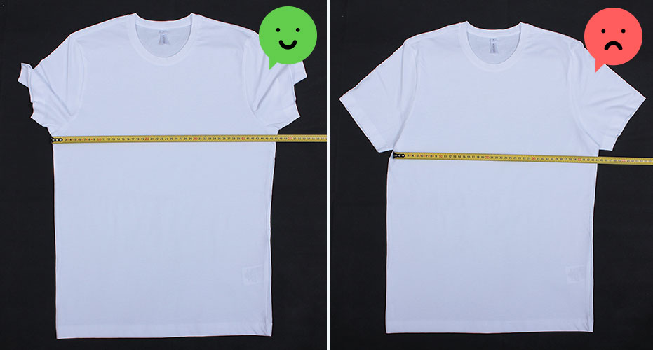 826c178459f ... vous avez plusieurs produits défectueux   il faut présenter chacun des  vêtements défectueux sur une seule et même photo. Exemple   Je reçois 10 T- shirts ...