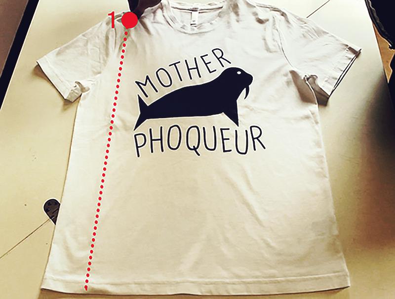 Comment personnaliser mon t shirt avec tunetoo - Plier un t shirt ...