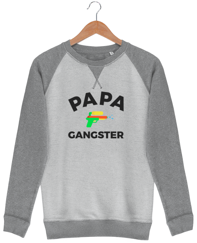 Sweat French Terry Papa Ganster par Ruuud