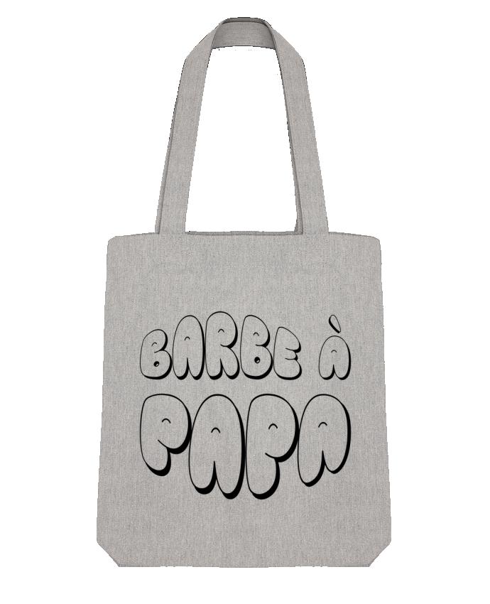 Tote Bag Stanley Stella Barbe à Papa par tunetoo