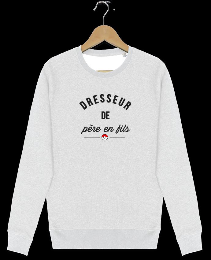 Sweat-shirt Stanley stella modèle seeks Dresseur de père en fils par Ruuud