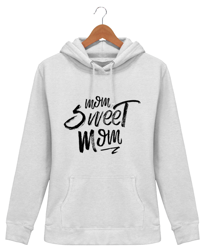 Sweat à Capuche Femme Mom sweet mom - tunetoo