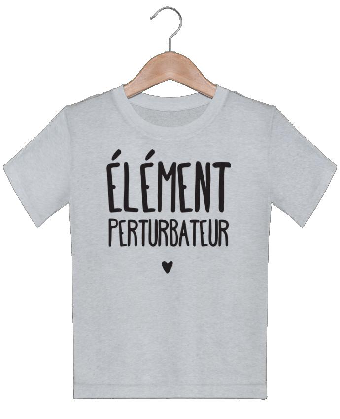 T-shirt Enfant Elément perturbateur tunetoo