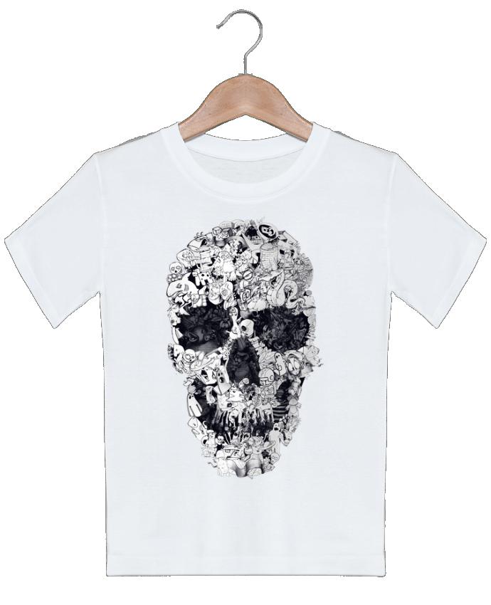 T-shirt Enfant Doodle bw ali_gulec