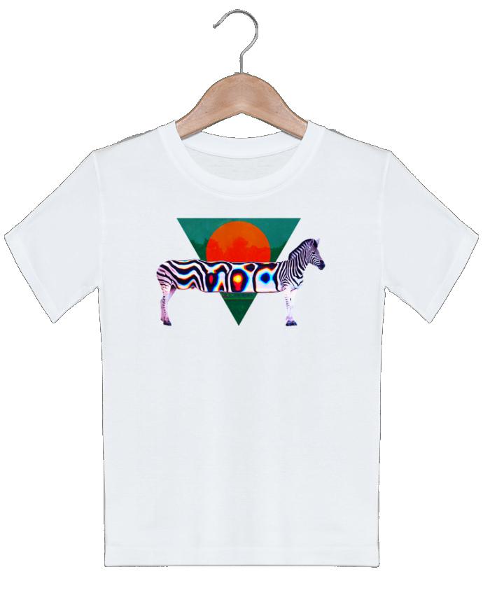 T-shirt Enfant Zebra ali_gulec