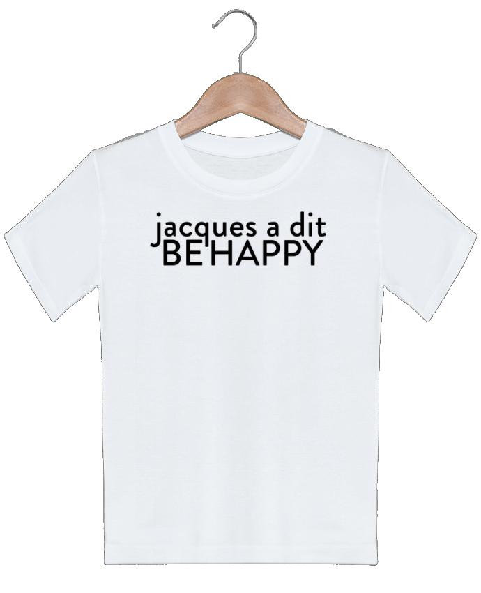 T-shirt Enfant Be Happy tunetoo