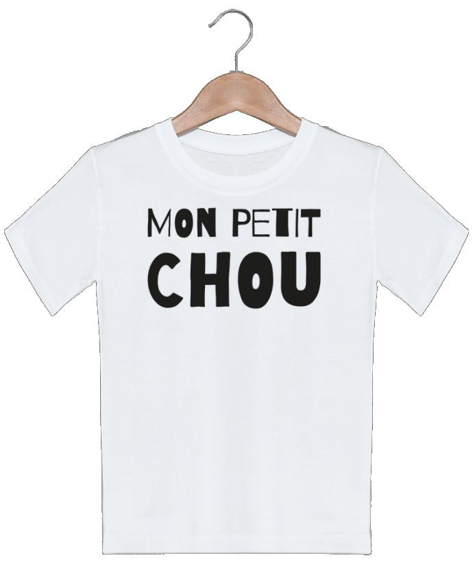 T-shirt Enfant Mon petit chou tunetoo