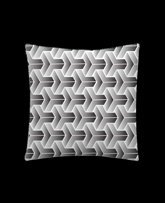 Coussin Synthétique Doux 45 x 45 cm Pattern géométrique par tunetoo
