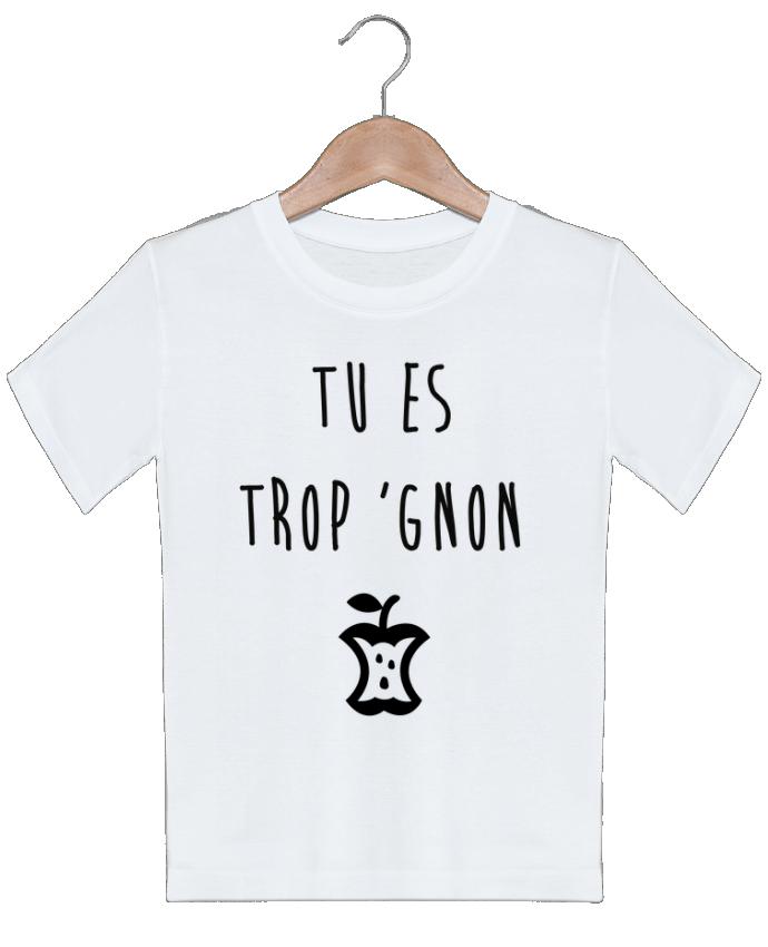 T-shirt Enfant Trop'gnon tunetoo