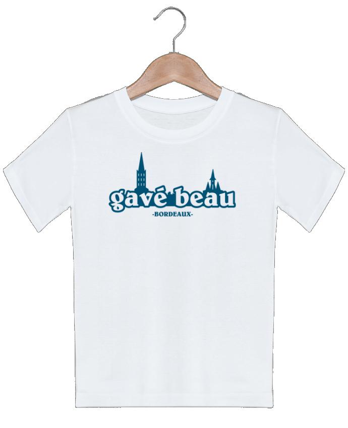 T-shirt Enfant Gavé beau tunetoo