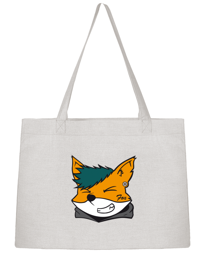 Sac Shopping [LOGO PERSONNALISABLE] FOX par Fox Le Sphinx