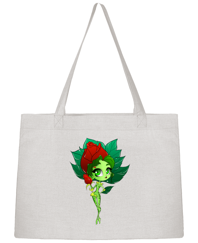 Sac Shopping tinyrose par geremy artbook
