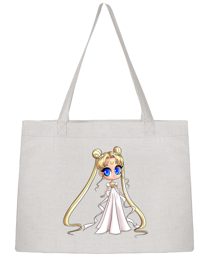 Sac Shopping tinymoon par geremy artbook