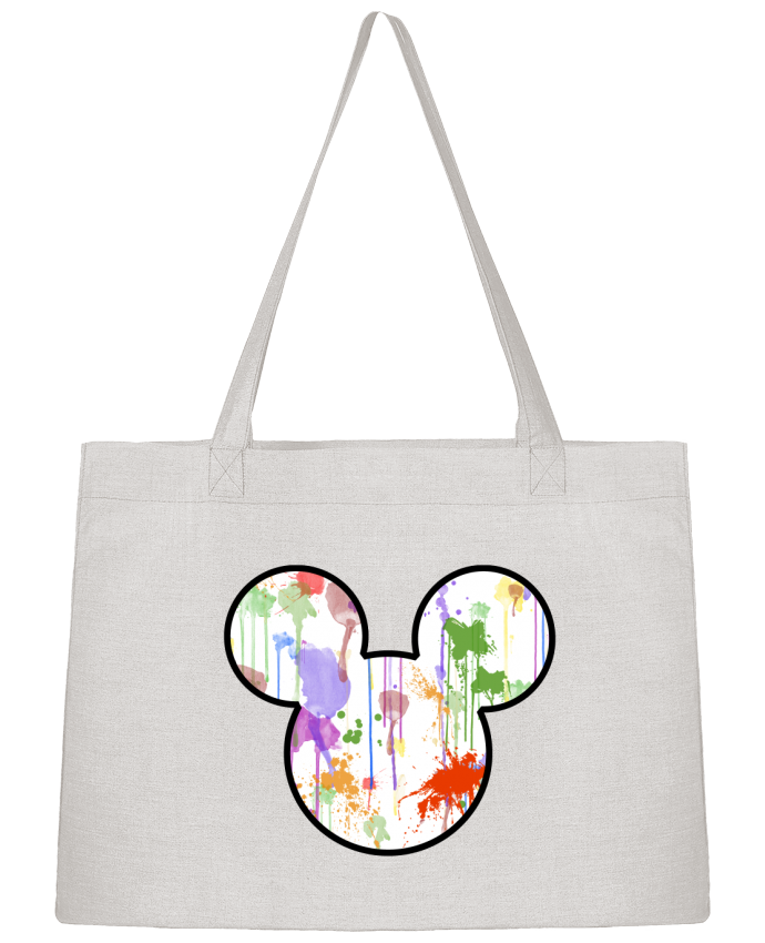 Sac Cabas Shopping Stanley Stella Mickey éclaboussures par Tasca