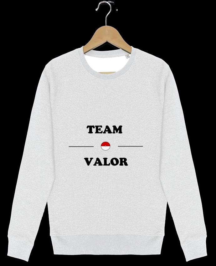 Sweat-shirt Stanley stella modèle seeks Team Valor Pokemon par Lupercal