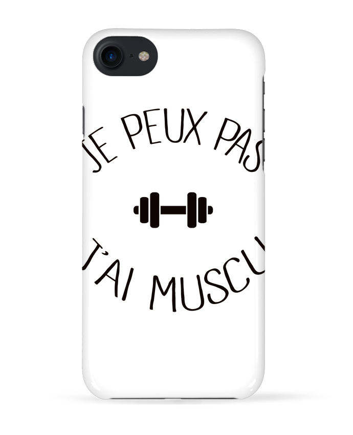 coque iphone 7 musculation