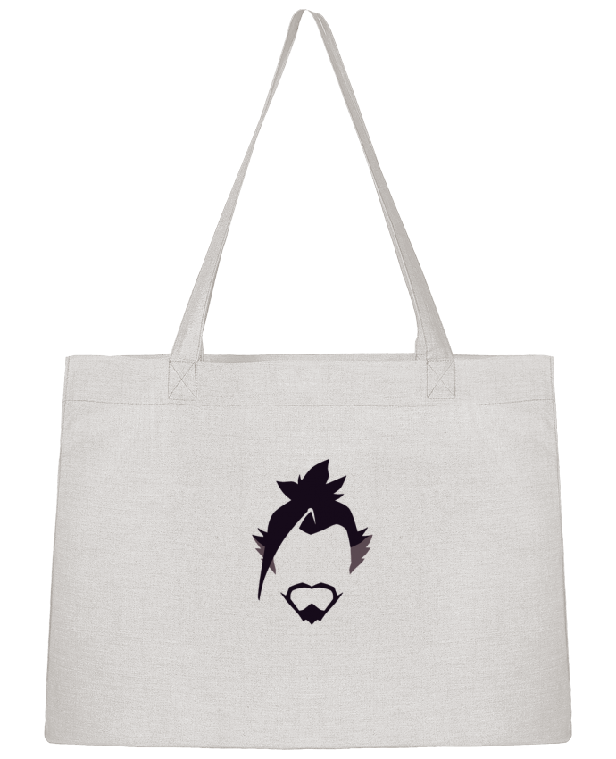 Sac Shopping Hanzo par lisartistaya