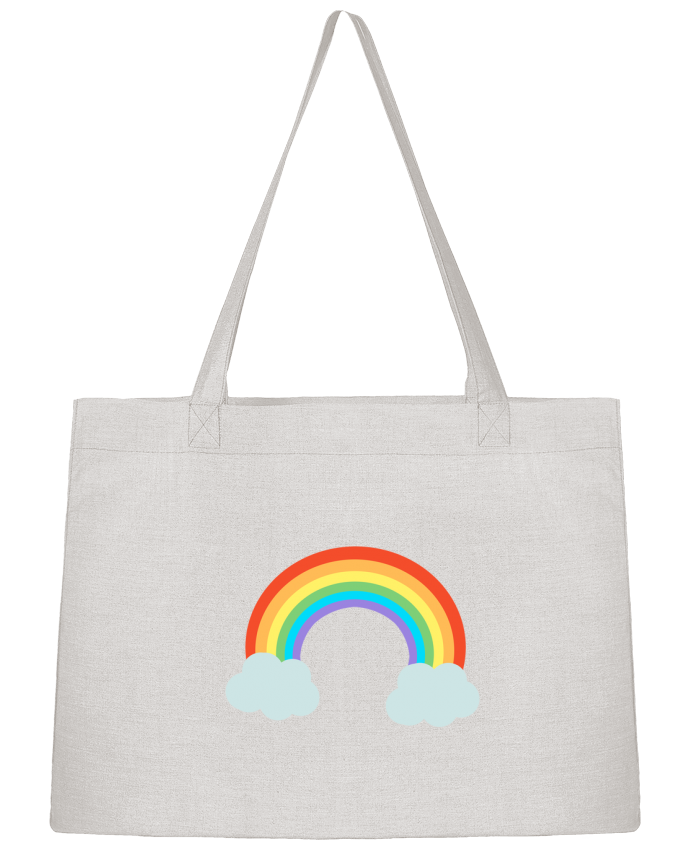 Sac Shopping Arc-en-ciel par WBang
