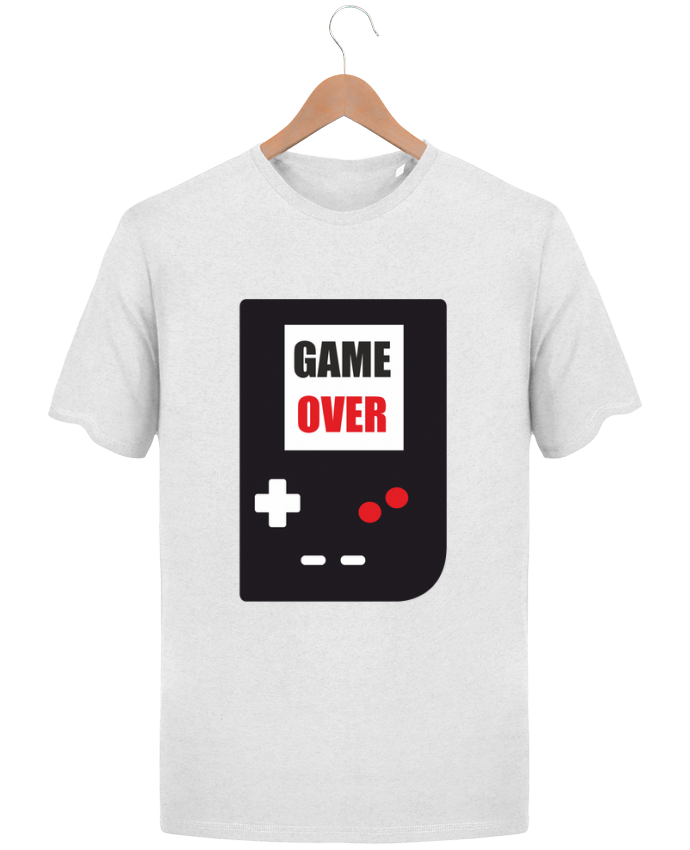 T-Shirt Homme Stanley Hips Game Over Console Game Boy par Benichan