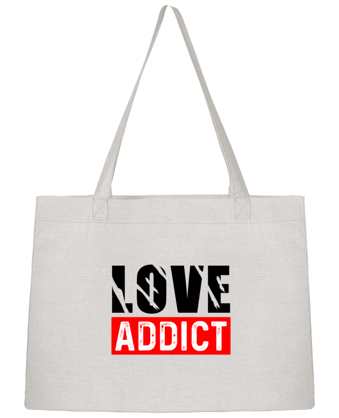 Sac Cabas Shopping Stanley Stella Love Addict par sole-tshirt