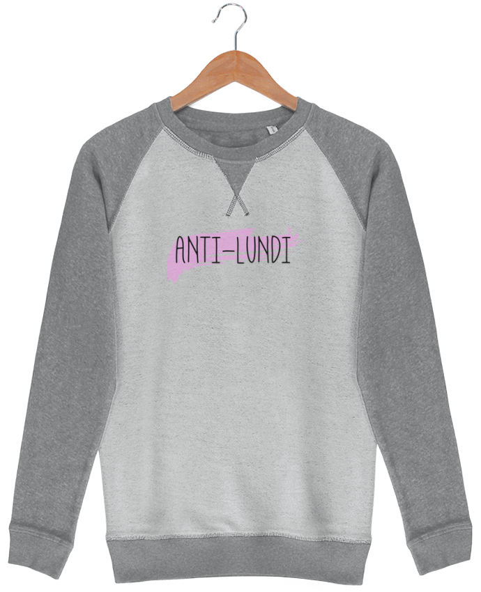 Sweat French Terry Anti-lundi par tunetoo