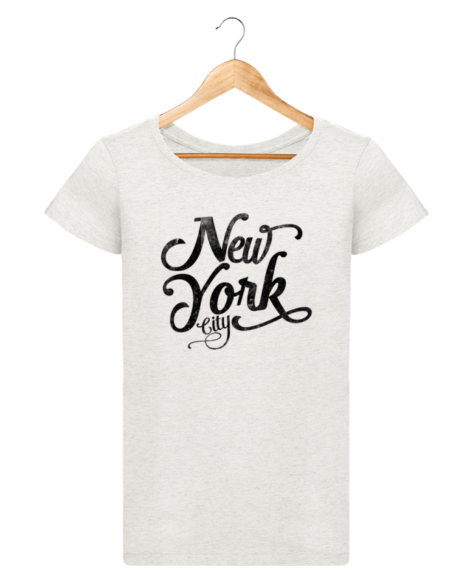 T-shirt Femme Stella Loves New York City typographie par justsayin