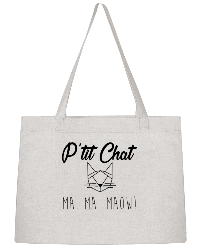 Sac Shopping p'tit chat par zdav
