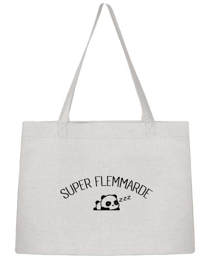 Sac Shopping Super Flemmarde par Freeyourshirt.com