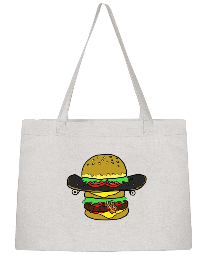 Sac Shopping Skateburger par Salade