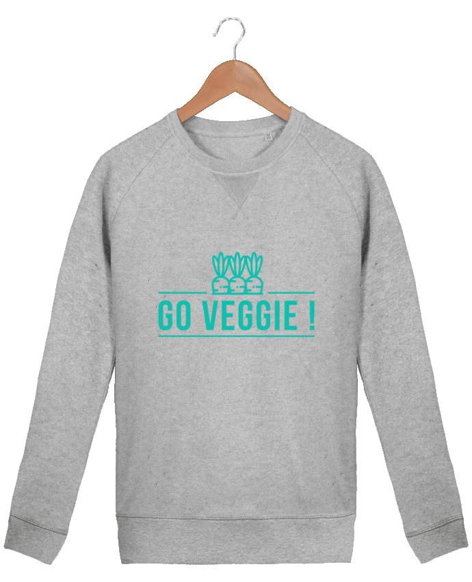 Sweat Col Rond Homme Stanley Strolls Go veggie ! par Folie douce