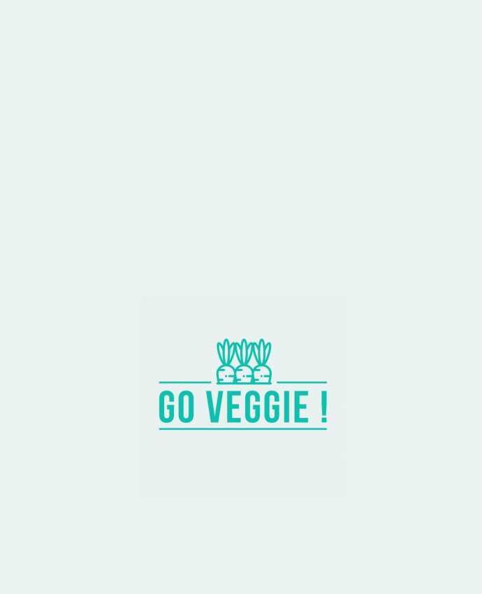 Sac en Toile Coton Go veggie ! par Folie douce