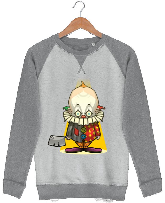 Sweat French Terry Choppy Clown par SirCostas