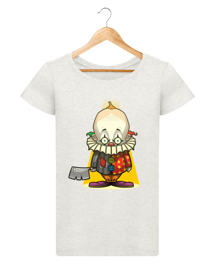 T-shirt Femme Stella Loves Choppy Clown par SirCostas
