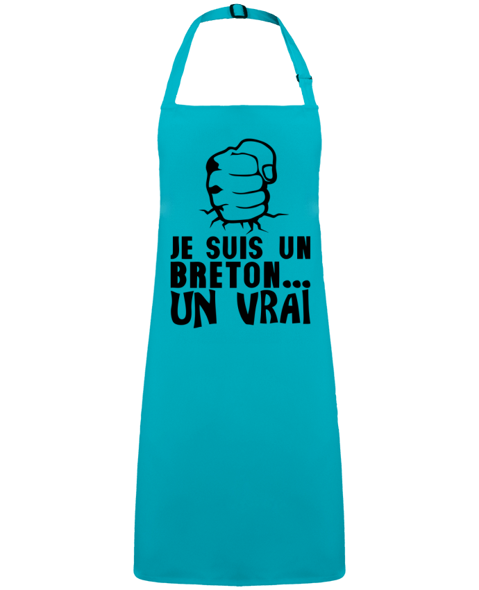 Tablier Sans Poche breton vrai veritable citation humour par  Achille