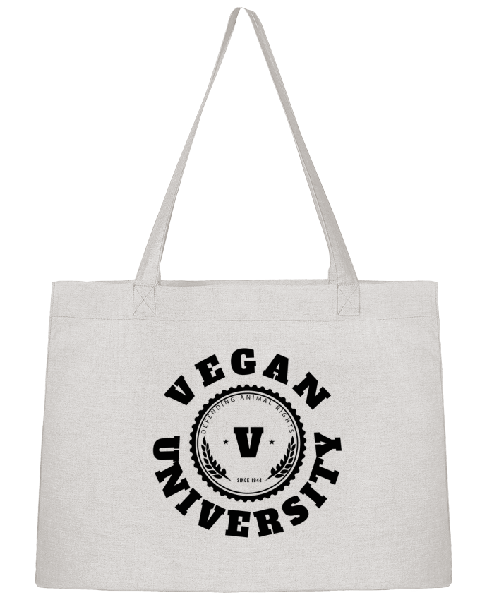 Sac Cabas Shopping Stanley Stella Vegan University par Les Caprices de Filles