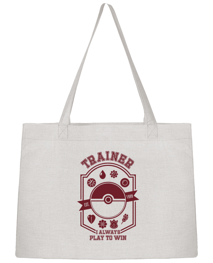 Sac Shopping Trainer since 1999 par Kempo24