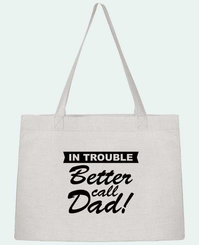 Sac Cabas Shopping Stanley Stella Better call dad par Freeyourshirt.com